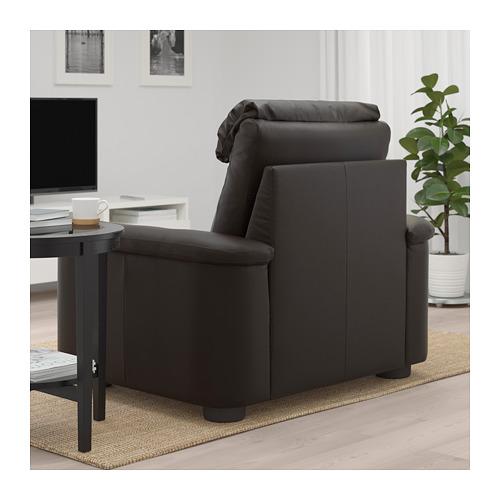 LIDHULT - armchair, Grann/Bomstad dark brown | IKEA Hong Kong and Macau - PE688920_S4