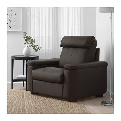 LIDHULT - armchair, Grann/Bomstad dark brown | IKEA Hong Kong and Macau - PE688923_S4