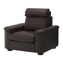 LIDHULT - armchair, Grann/Bomstad dark brown | IKEA Hong Kong and Macau - PE688921_S3
