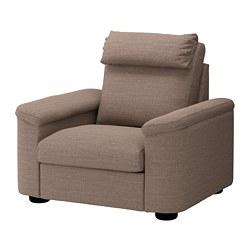 LIDHULT - 扶手椅, Lejde 米黃色/褐色 | IKEA 香港及澳門 - PE688929_S3