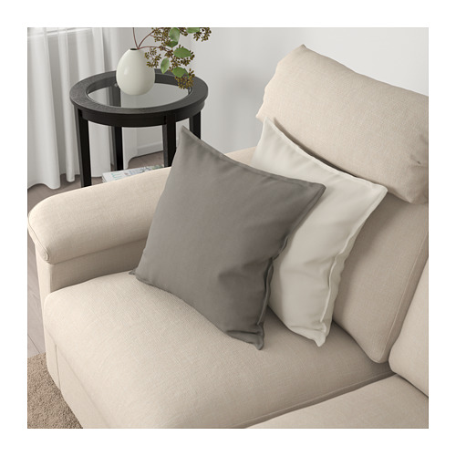 LIDHULT - 2-seat sofa-bed, Gassebol light beige | IKEA Hong Kong and Macau - PE688947_S4