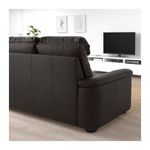 LIDHULT - 5座位角位梳化床, Grann/Bomstad 深褐色 | IKEA 香港及澳門 - PE688954_S4