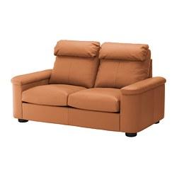 LIDHULT - 2-seat sofa-bed, Grann/Bomstad golden-brown | IKEA Hong Kong and Macau - PE688957_S3