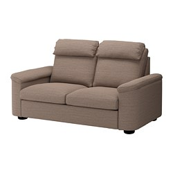 LIDHULT - 2-seat sofa, Lejde beige/brown   IKEA Hong Kong and Macau - PE688961_S3