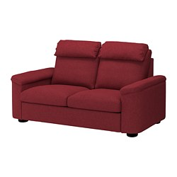LIDHULT - 2-seat sofa-bed, Lejde red-brown | IKEA Hong Kong and Macau - PE688969_S3