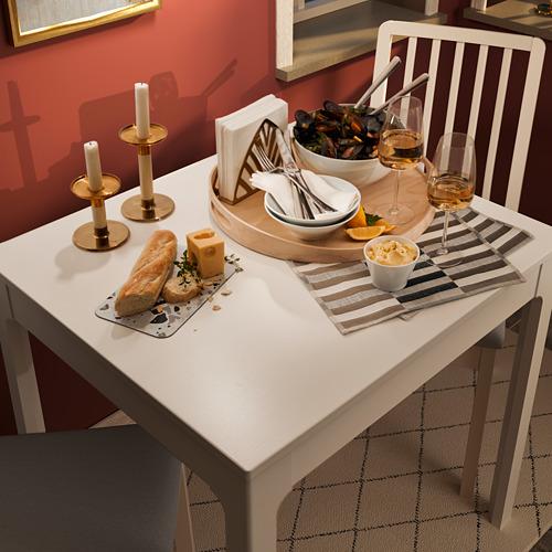 EKEDALEN - extendable table, white   IKEA Hong Kong and Macau - PE731889_S4