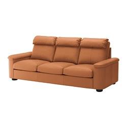 LIDHULT - 3-seat sofa, Grann/Bomstad golden-brown | IKEA Hong Kong and Macau - PE688983_S3