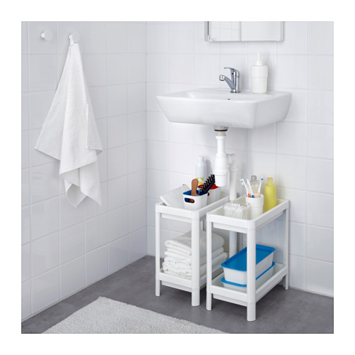 VESKEN - 層架組合, 白色   IKEA 香港及澳門 - PE576205_S4