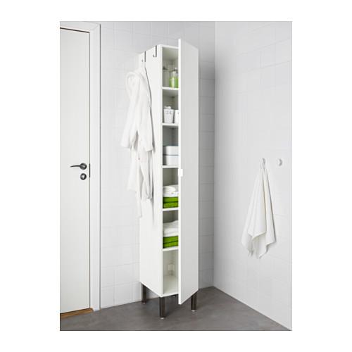 LILLÅNGEN high cabinet with 1 door