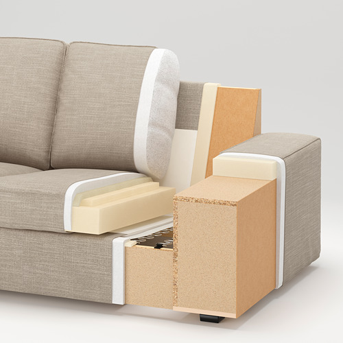 KIVIK two-seat sofa