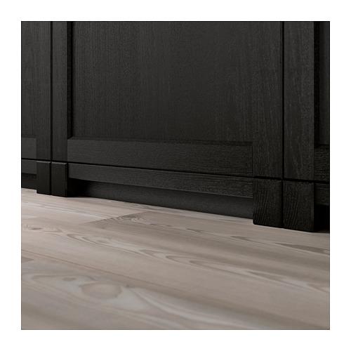 LERHYTTAN - decorative plinth, black stained | IKEA Hong Kong and Macau - PE689138_S4