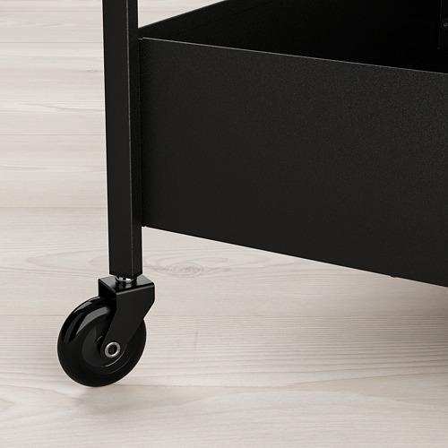 NISSAFORS - 活動几, 黑色 | IKEA 香港及澳門 - PE732678_S4