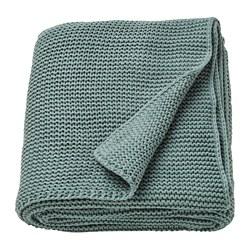 INGABRITTA - 輕便暖氈, 灰湖水綠色 | IKEA 香港及澳門 - PE786643_S3