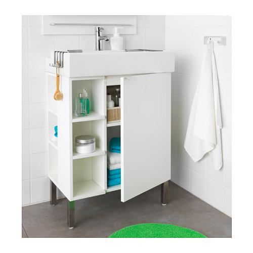 LILLÅNGEN - end unit, white | IKEA Hong Kong and Macau - PE576358_S4