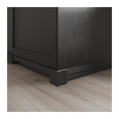 LERHYTTAN - decorative plinth, black stained | IKEA Hong Kong and Macau - PE689142_S4