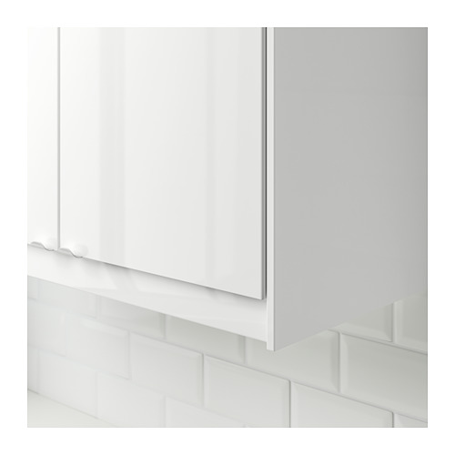 FÖRBÄTTRA - rounded deco strip/moulding, high-gloss white | IKEA Hong Kong and Macau - PE689154_S4