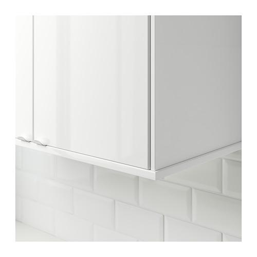 FÖRBÄTTRA - rounded deco strip/moulding, high-gloss white | IKEA Hong Kong and Macau - PE689155_S4