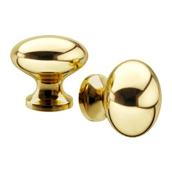 ENERYDA - knob, brass-colour | IKEA Hong Kong and Macau - PE641717_S3