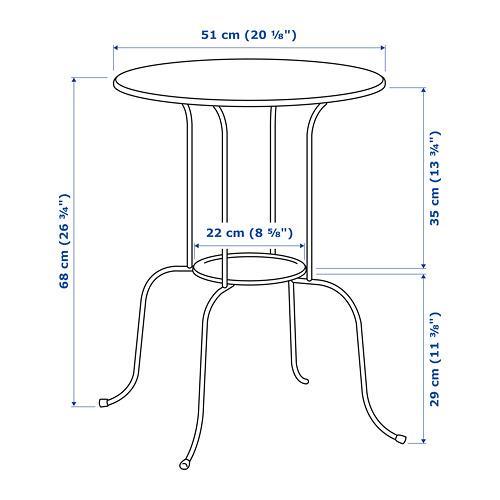 LINDVED side table