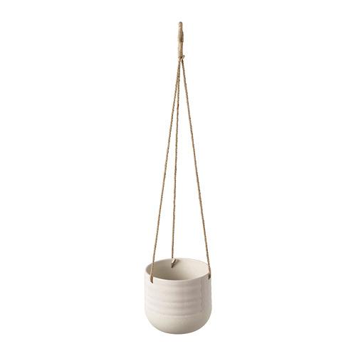KAPKRUSBÄR - 掛式花盆架, 淺灰色   IKEA 香港及澳門 - PE789483_S4