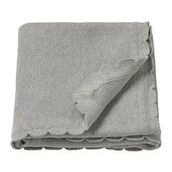 LEN - 嬰兒暖氈, 針織/灰色 | IKEA 香港及澳門 - PE786722_S3