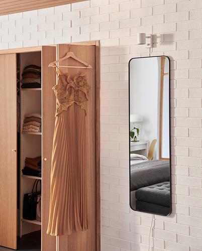 LINDBYN - 鏡, 黑色 | IKEA 香港及澳門 - PH169017_S4