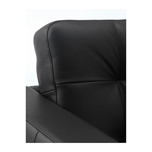 LANDSKRONA - armchair, Grann/Bomstad black/wood | IKEA Hong Kong and Macau - PE514895_S4