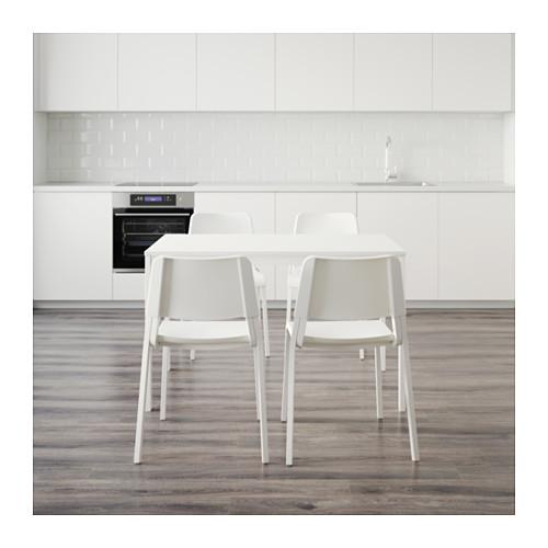 TEODORES/VANGSTA - 一檯四椅, 白色/白色 | IKEA 香港及澳門 - PE641953_S4