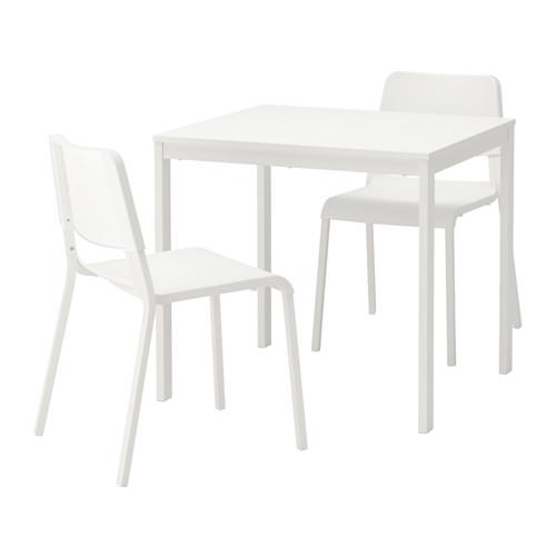 TEODORES/VANGSTA - 一檯兩椅, 白色/白色 | IKEA 香港及澳門 - PE641956_S4
