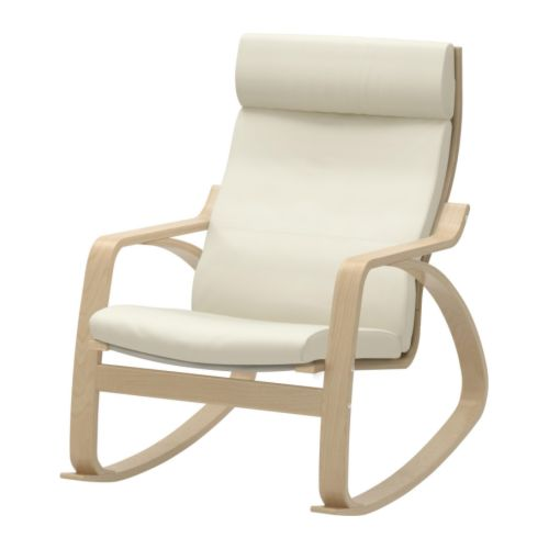 POÄNG - rocking-chair, birch/Glose eggshell | IKEA Hong Kong and Macau - PE231551_S4