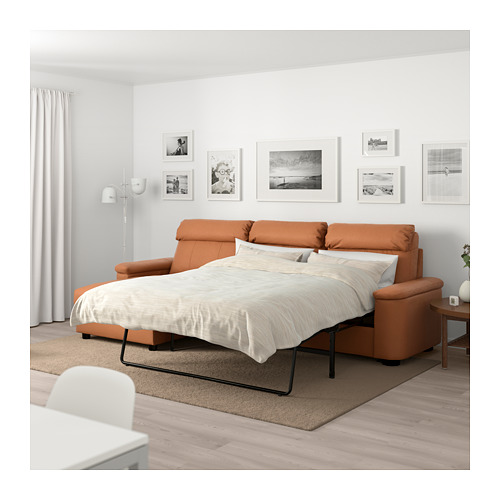 LIDHULT 三座位梳化床