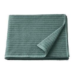 VÅGSJÖN - bath towel, grey-turquoise   IKEA Hong Kong and Macau - PE786853_S3