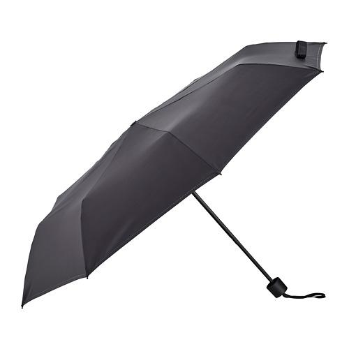 KNALLA - 雨傘, 可摺合 黑色 | IKEA 香港及澳門 - PE786876_S4