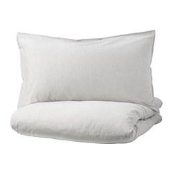 BERGPALM - 被套枕袋套裝, 灰色/條紋, 150x200/50x80 cm  | IKEA 香港及澳門 - PE732527_S3