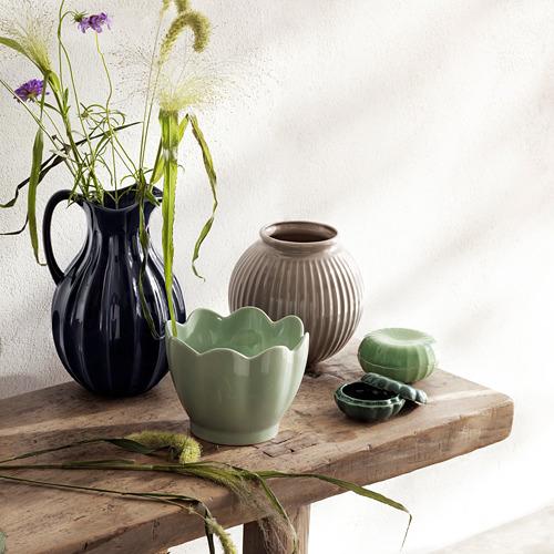 VANLIGEN - vase, grey | IKEA Hong Kong and Macau - PE775007_S4