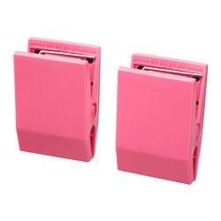 TOTEBO - 磁貼夾, 粉紅色 | IKEA 香港及澳門 - PE786988_S3
