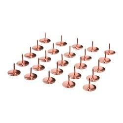TOTEBO - drawing pin, pink/gold-colour   IKEA Hong Kong and Macau - PE786989_S3