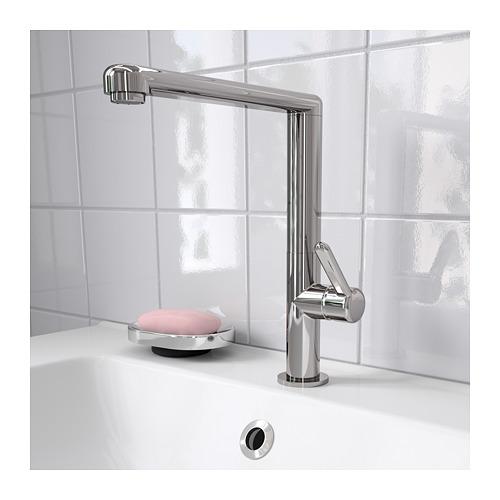 LÖVSKÄR 浴室冷熱水龍頭連過濾器