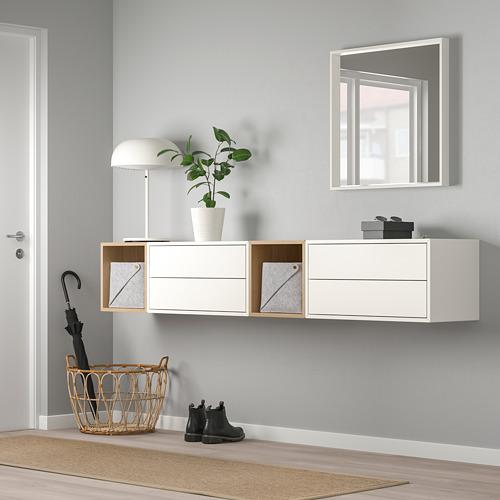 EKET wall-mounted cabinet combination