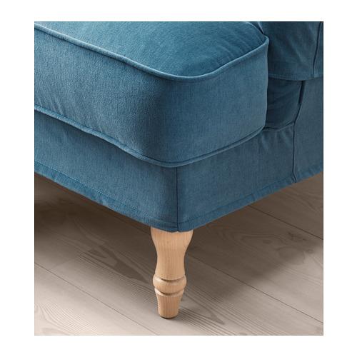 STOCKSUND - 扶手椅, Ljungen 藍色/淺褐色/木 | IKEA 香港及澳門 - PE689674_S4
