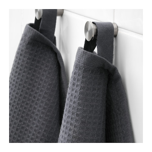 SALVIKEN - washcloth, anthracite | IKEA Hong Kong and Macau - PE642386_S4