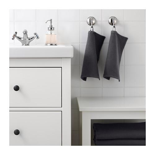 SALVIKEN - 面巾, 炭黑色 | IKEA 香港及澳門 - PE642378_S4