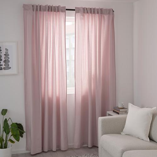 KALKFLY 窗簾,一對