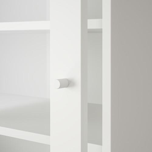 SYVDE 玻璃門貯物櫃