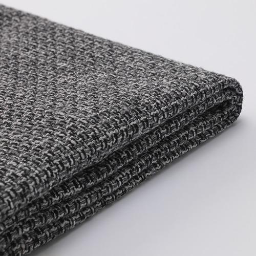 KARLSTAD - cover compact 2-seat sofa, Lejde grey/black | IKEA Hong Kong and Macau - PE712372_S4