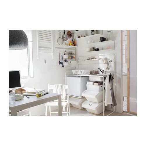 VANGSTA - 伸延餐檯, 白色 | IKEA 香港及澳門 - PH151172_S4