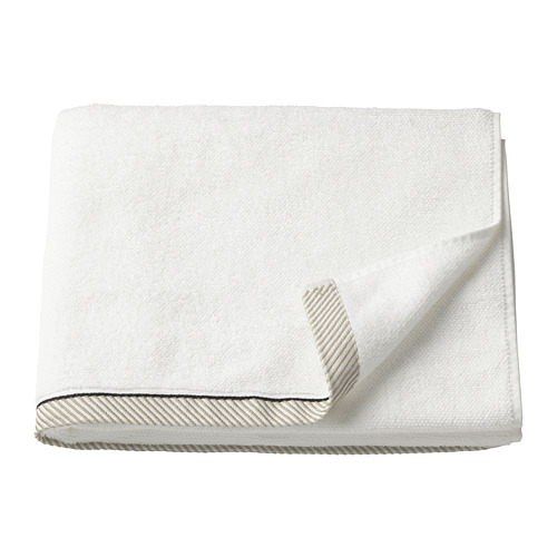 VIKFJÄRD - bath towel, white | IKEA Hong Kong and Macau - PE732965_S4