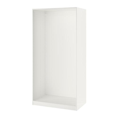 PAX - 櫃框, 白色 | IKEA 香港及澳門 - PE733034_S4
