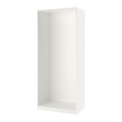 PAX - 櫃框, 白色 | IKEA 香港及澳門 - PE733043_S4
