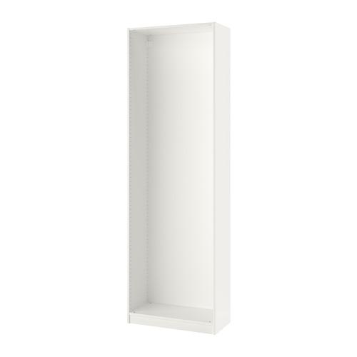PAX - 櫃框, 白色 | IKEA 香港及澳門 - PE733050_S4